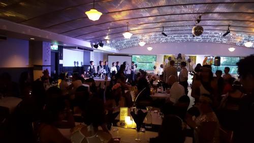 Gatsby Party at Darwin Program